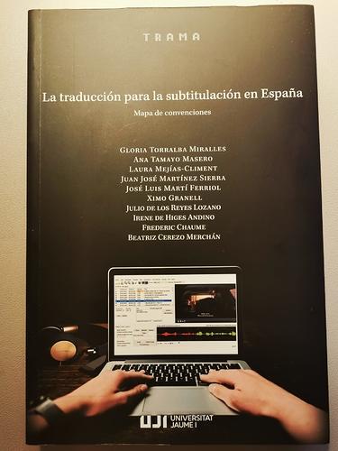 LibroSubtitulacionEspanaTrama